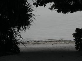 カイジ浜で